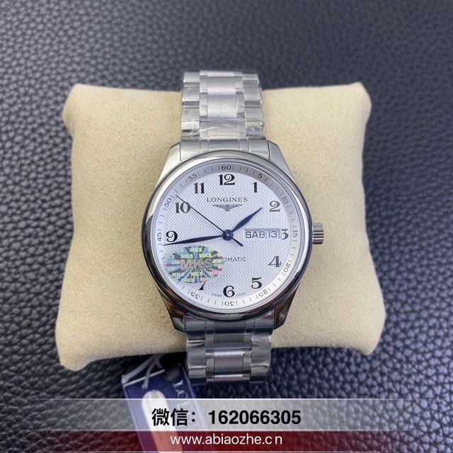 腕表解析:MK厂浪琴名匠系列L2.628质量怎么样?