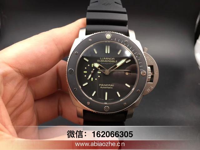 手表品鉴:VS厂V2版沛纳海389钛金属腕表质量怎么样?