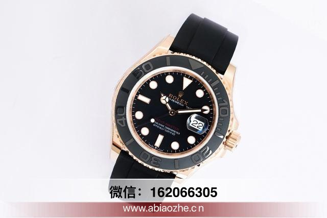 手表拆解:N厂最新劳力士金游艇116655质量怎么样?