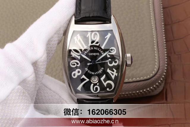 手表拆解:GF法穆兰酒桶8880质量怎么样?
