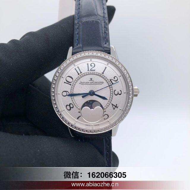 手表评测:ZF厂积家约会3448420女表机芯质量值不值入手?