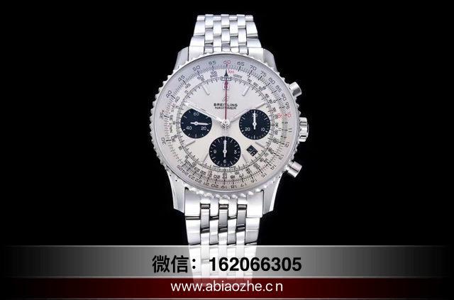手表分析:GF厂百年灵熊猫飞行员AB01442J质量怎么样?