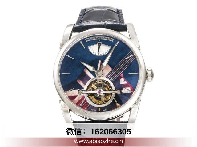手表品鉴:TW厂帕玛强尼Tonda真陀飞轮PFH251质量怎么样?