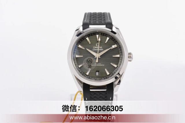 手表鉴赏:VS厂欧米茄海马150柚木绿8900机芯优缺点在哪?